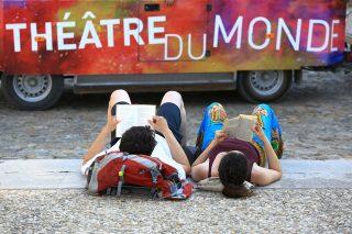 Festival Avignon Theatre
