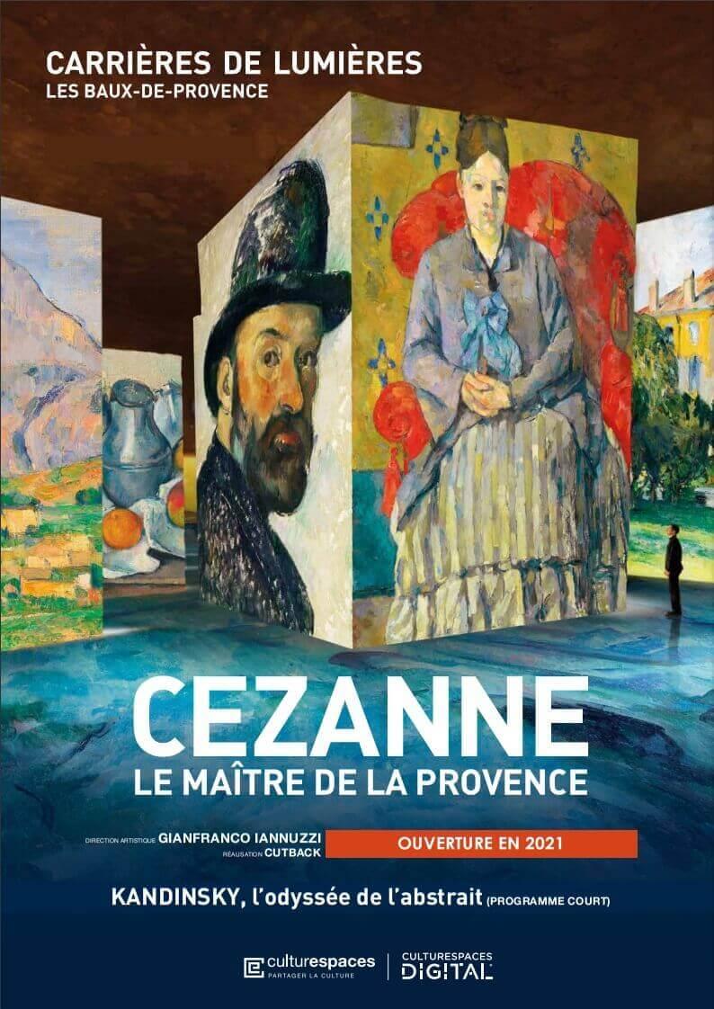 #Cézanne #Kandinsky
