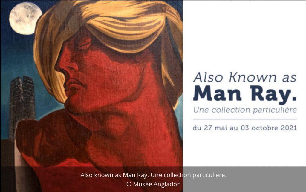Man Ray photographe